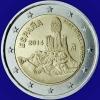Spanje 2 euro 2014 I Unc