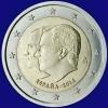 Spanje 2 euro 2014 II Unc