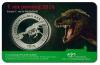 Nederland Coincard 2016 T. rex penning
