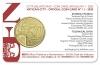 Vaticaan Coincard nr. 11 2020