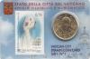 Coincard nr. 1 2011 met zegel