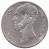 1 Gulden 1846 mmt lelie Zf.