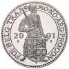 Zilveren Dukaat 2001