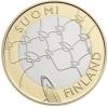 Finland 5 euro 2011 VII Unc