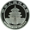 China Panda 1oz 1998 Aviation Expo