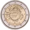 San Marino 2 euro 2012