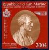 San Marino 2 euro 2004 Bu.