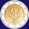 België 2 euro 2020 I Bu