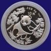 China Panda 1oz 1992