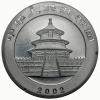 China Panda 1oz 2002