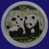China Panda 1oz 2010 Colored