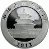 China Panda 1oz 2012