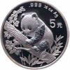 China Panda ½oz 1995