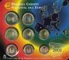 Spanje Bu set 2001