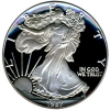 Amerika Silver Eagle 1987s Proof in Capsule