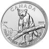 "Canada Maple Leaf 2012 Canadian Wildlife ""De Cougar"""