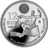 Spanje 12 euro 2005 Unc