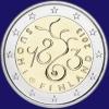 Finland 2 euro 2013 I Unc