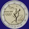 Griekenland 2 euro 2004