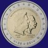Luxemburg 2 euro 2005 Unc