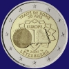 Luxemburg 2 euro 2007 I Unc