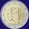 Luxemburg 2 euro 2009 II Unc