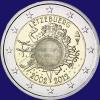 Luxemburg 2 euro 2012 I Unc