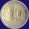 Luxemburg 2 euro 2019 I Unc