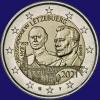 Luxemburg 2 euro 2021 I Unc Relief Variant