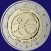 Malta 2 euro 2009 Unc