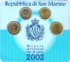 San Marino Minikit 2002