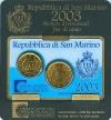 San Marino Minikit 2003