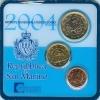 San Marino Minikit 2004