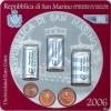 San Marino Minikit 2006 met rollen
